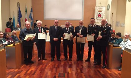 Ciocchina 2018: premiati i benemeriti di Saronno - FOTO