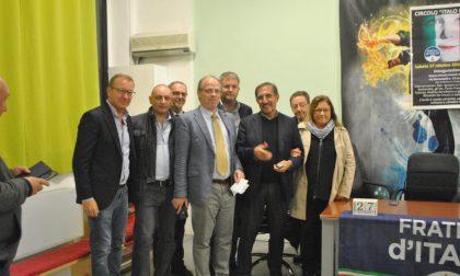 Fratelli d'Italia: inaugurata la nuova sede saronnese