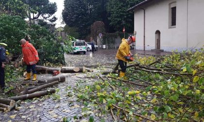 Bomba d'acqua: danni nel Legnanese e Castanese