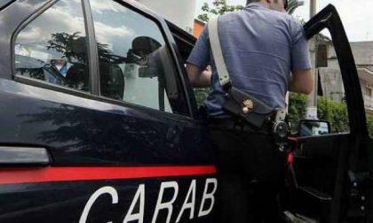 Sequestro di droga in un bar di Saronno