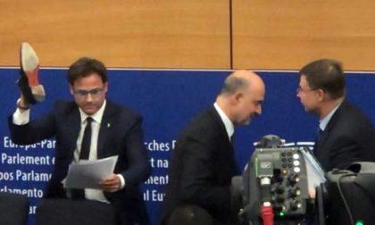 Ue boccia la manovra: Ciocca come Kruscev, scarpa contro Moscovici VIDEO