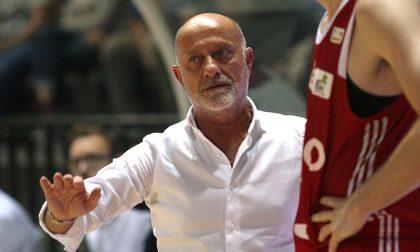 Legnano esonera coach Sacco: i Knights ripartono da Mazzetti