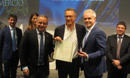 Maestri del Commercio premiati dal Sindaco di Saronno FOTO