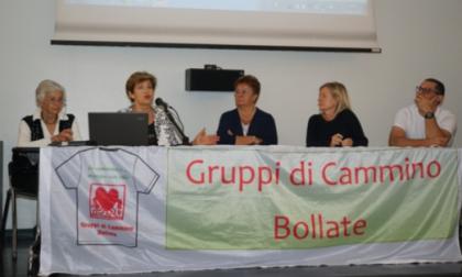Gruppi di cammino di Bollate, al via la nona edizione
