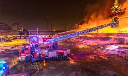 Incendio rifiuti: presentata un'interrogazione parlamentare al Ministro dell'Ambiente