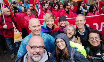 Marcia per la Pace, ci sono sindaco e assessori di Rescaldina