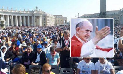 Papa Paolo VI santo: Brescia e la Lombardia in festa