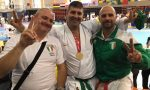 Il rosatese Mauro Cerone è campione del mondo di karate