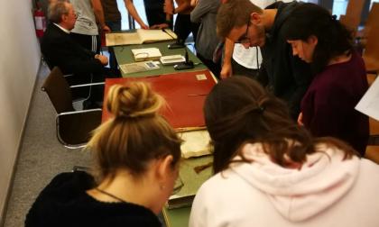 Prima sessione di studio in diocesi terminata per i giovani archivisti abbiatensi