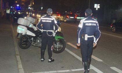 Polizia locale contro le stragi del sabato sera, maxi controlli