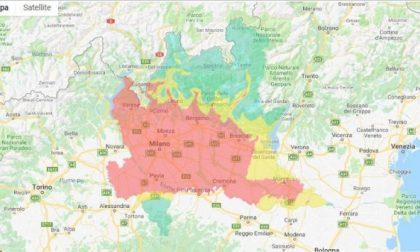 Qualità dell'aria: ecco i dati dei Comuni milanesi e di Saronno