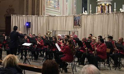 Concerto Santa Cecilia: la musica della Banda San Lorenzo