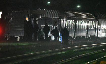Uomo travolto e ucciso da un treno a Bollate