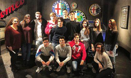 Studenti protagonisti al Museo Fratelli Cozzi di Legnano