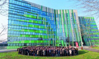 Gruppo CAP inaugura il primo cantiere Green a Magnago