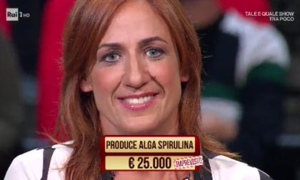 Laura Rotaris vince 70mila euro in tv