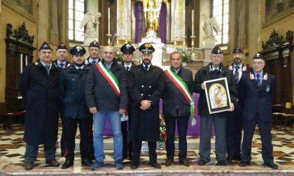 Carabinieri in festa per la Virgo Fidelis e premiazioni FOTO