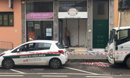 Assalto al bancomat di Marcallo: sottratti 40mila euro
