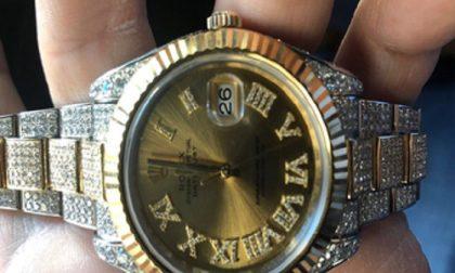 Garbagnate, ladra seriale di Rolex colpisce ancora…