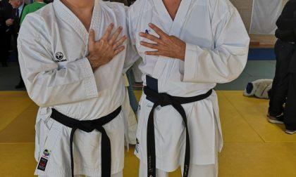 Cinture nere sotto esame: i risultati del Jissen dojo