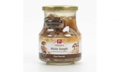 Schegge di vetro nel vasetto: supermercato richiama Misto funghi con porcini