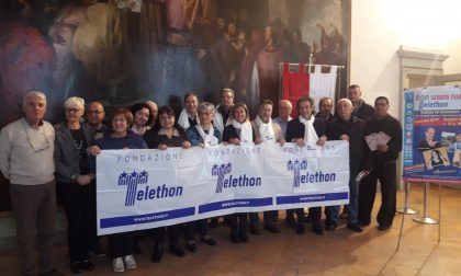 Telethon in Valle, primo appuntamento sabato 10 a Castellanza