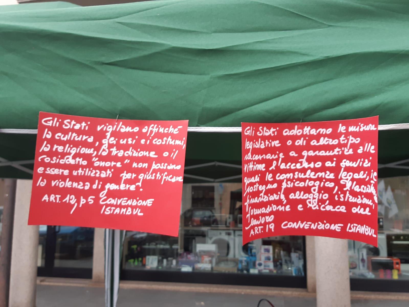 bigliettini anonimi a cerro, l'autore è la lista bene comune