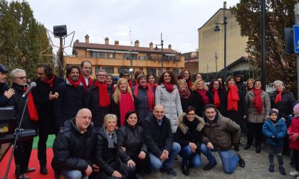Natale a Nerviano, si aprono i festeggiamenti FOTO