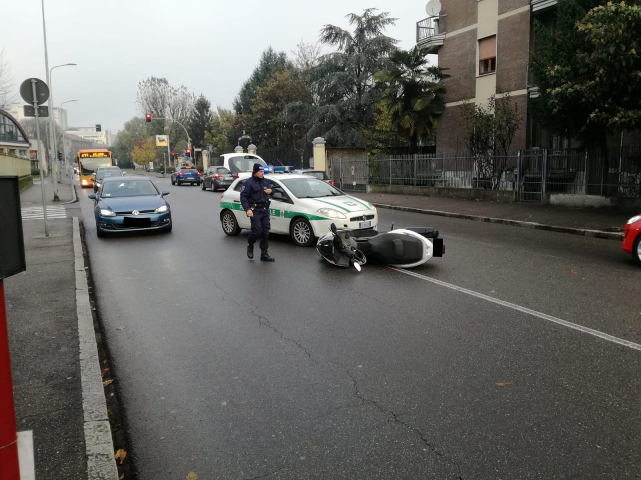 incidente in corso Europa