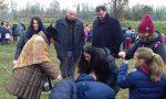 Festa dell'albero: piante e bambini diventano amici FOTO e VIDEO