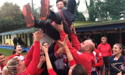 Bollat...riplete nel softball: U21 Campione