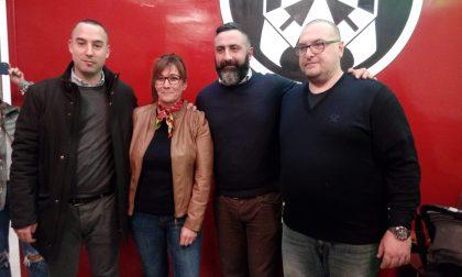 CasaPound inaugura la sede, antifascisti in corteo
