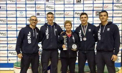 La JKS Castano Primo conquista il podio italiano
