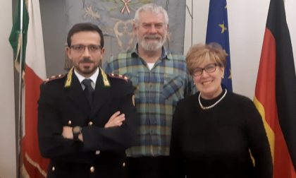 Nuovo comandante della Polizia locale a Cerro Maggiore