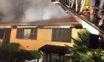 Casa in fiamme a Corbetta: salvi nonna e nipotini FOTO