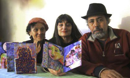 """Pittura e poesia unite nel libro artistico """"Canti"""""""