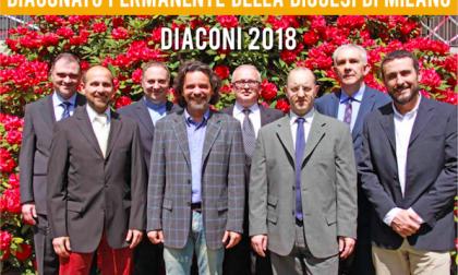 L'Arcivescovo Delpini ordina 8 nuovi diaconi permanenti
