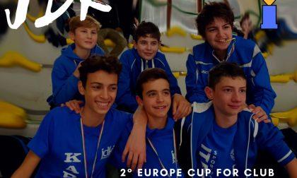 Jissen Dojo conquista sette medaglie alla Europe Cup