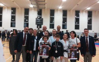 Asd Fudochi di Ceriano: trasferta positiva a Modena