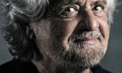 """Grillo sul palco di Legnano cita """"Settegiorni"""""""