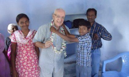 Padre Grugni è morto in India, Legnano piange il suo missionario