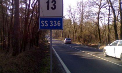 Limitazioni alla circolazione sulla SS 336 per lavori