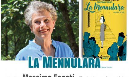 La scrittrice Simonetta Agnello Hornby ospite a Tradate
