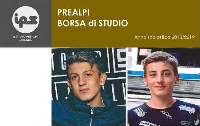 Istituto Prealpi: due borse di studio in ricordo di Alessandro e Matteo VIDEO