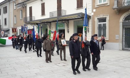 Legnano: Il maresciallo dei Bersaglieri Leuzzi ricordato durante il IV Novembre