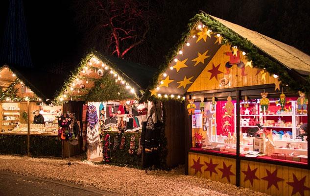 Paesaggio Di Babbo Natale.Mercato Gastronomico E Villaggio Di Babbo Natale A Cornaredo