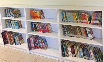 Motta, uno spazio di lettura e libertà per i bimbi della primaria