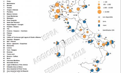 Siti inquinati in Lombardia la situazione più critica