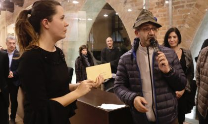 Dagli Alpini e Cappelletta 2mila euro per l'associazione Heiros