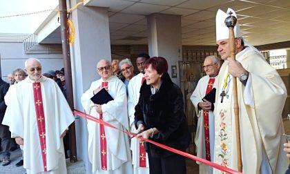 Santa Messa e inaugurazione mostra dei presepi a Saronno FOTO